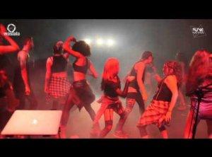 LINK UP MADRID DANCERS